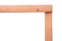 Деревянная рамка Стоковое Фото