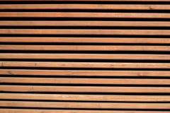 Деревянная решетка Стоковая Фотография