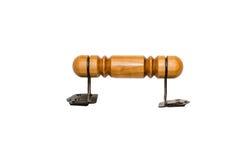 Деревянная ручка Стоковое Фото