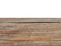 деревянная скамья на белой предпосылке стоковая фотография