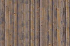 Деревянная стена для текста и предпосылки Стоковые Изображения RF