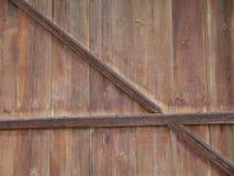 Деревянная стена Стоковые Фото