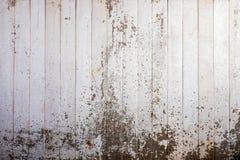 Деревянная стена Стоковая Фотография RF