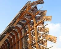 Деревянная структура Стоковое фото RF