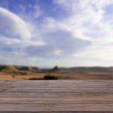 Деревянная таблица стоковые фотографии rf