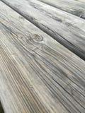 Деревянная таблица 2 Стоковое Изображение RF