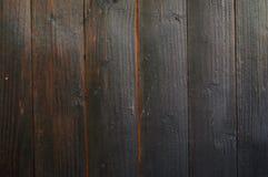 Деревянная текстура в солнечном дневном времени lite стоковые изображения rf