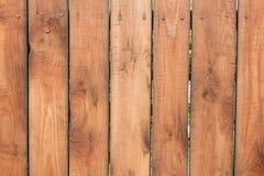 деревянная текстура, загородка деревянных доск, вертикальных нашивок стоковые изображения rf
