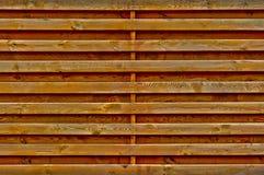 Деревянная текстура загородки предпосылки Стоковая Фотография
