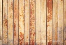 Деревянная текстура панели предпосылки старые Стоковая Фотография RF