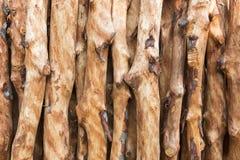 Деревянная текстура панели предпосылки старые Стоковое Изображение RF