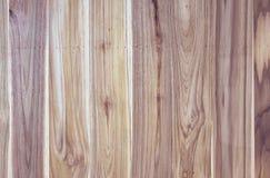 Деревянная текстура панели предпосылки Стоковая Фотография