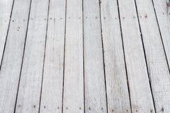 Деревянная текстура пола, деревянная предпосылка Стоковые Фотографии RF