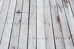 Деревянная текстура пола, деревянная предпосылка Стоковое Изображение