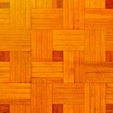Деревянная текстура пола Стоковая Фотография