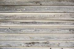 Деревянная текстура предпосылки Старые доски Стоковые Фотографии RF