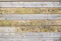 Деревянная текстура предпосылки Старые доски Стоковое Фото