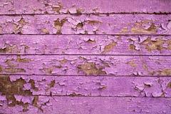 Деревянная текстура предпосылки Старые доски Стоковая Фотография