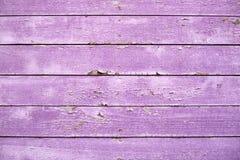 Деревянная текстура предпосылки Старые доски Стоковое Изображение
