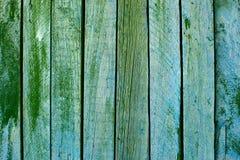 Деревянная текстура предпосылки старые планки Стоковое Изображение