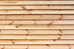 Деревянная текстура планки как предпосылка Стоковые Изображения RF