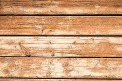 Деревянная текстура планки Стоковое Изображение