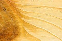 Деревянная текстура сосновой древесины Стоковое фото RF