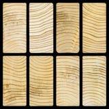 Деревянная текстура сосны Стоковое Изображение