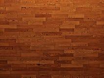 Деревянная текстура состоя из сияющих коричневых частей, предпосылки Стоковое фото RF