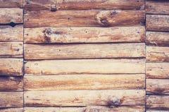 Деревянная текстура стены, предпосылка Стоковые Фото