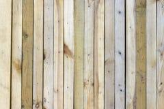 Деревянная текстура стены планки Стоковые Изображения RF