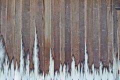 Деревянная текстура стены планки стоковые изображения