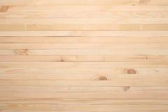 Деревянная текстура стены планки Стоковые Фото