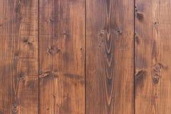 Деревянная текстура стены для использования предпосылки Стоковые Фото