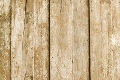 Деревянная текстура стены Стоковая Фотография