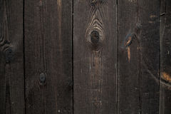 Деревянная текстура с естественными картинами, старая древесина с узлами Стоковое Фото