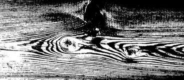 Деревянная текстура grunge Естественная деревянная изолированная предпосылка также вектор иллюстрации притяжки corel Стоковые Фотографии RF
