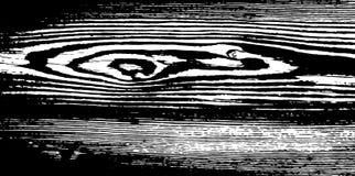 Деревянная текстура grunge Естественная деревянная изолированная предпосылка также вектор иллюстрации притяжки corel Стоковая Фотография