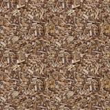 Деревянная текстура mulch стоковая фотография rf