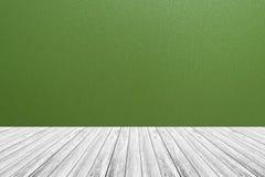 Деревянная терраса и текстура стены Стоковое Фото