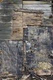 Деревянная тухлая поверхность Стоковые Фотографии RF