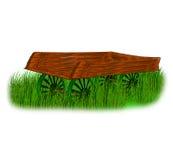 Деревянная фура Стоковое фото RF