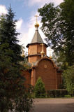 Деревянная церковь Стоковые Изображения RF