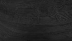 Деревянная черная предпосылка Стоковое Фото