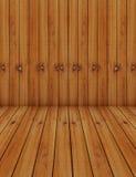 Деревянная черная предпосылка Стоковые Фото