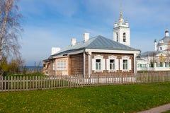 Деревянная дом Стоковые Фото