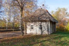Деревянная дом Стоковые Фотографии RF