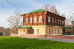 Деревянная дом Стоковое Фото