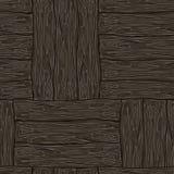 Деревянная striped предпосылка текстурированная волокном Стоковые Фотографии RF