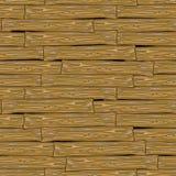 Деревянная striped предпосылка текстурированная волокном Стоковая Фотография RF
